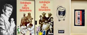 Antologia da Sátira Brasileira Chico anysio - sobrecomedia.com